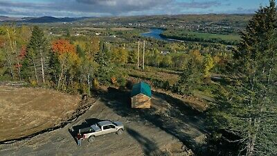 ***Own 67 Acres +/- Of Land In Northern Maine Next To The Canadian Border***