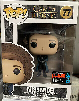 Funko Pop! Game of Thrones Missandei #77 (2019 New York Comic Con Exclusive)