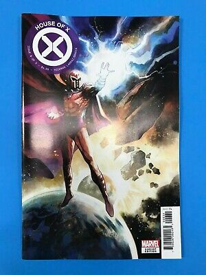 HOUSE OF X 6 NM Mike Huddleston 1:10 incentive MAGNETO Variant 2019 hickman
