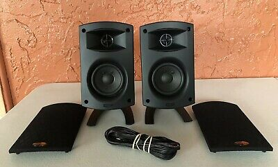 Klipsch ProMedia 2.1 THX Certified Speaker System (2 speakers, no sub)