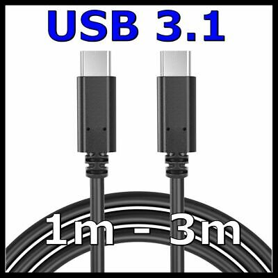 USB 3.1 Type-C Male to USB C Male Sync PD Charging Cable Type C for MacBook Pro