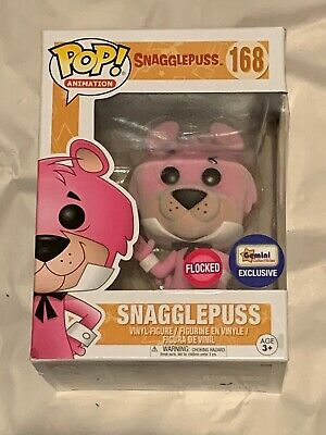Funko Pop Animation! Snagglepuss #168- Gemini Flocked Exclusive