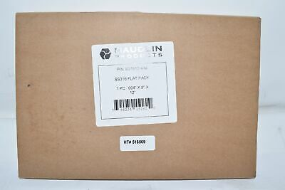 NEW MAUDLIN STAINLESS STEEL SHIM M316124M SS316 FLAT PACK .004''x8''x12''