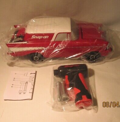 VTG 2008 Snapon take-a-part GLO-MAD Car Mechanics Playset Complete with BOX