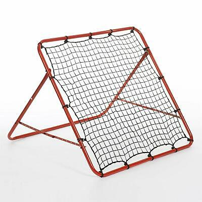 Football Pro Rebounder Net Training Adjustable Kickback Soccer Goal gift