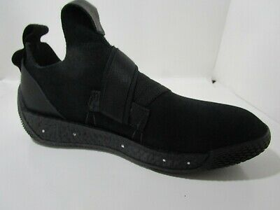 Adidas Men's Harden Boost LS 2 Buckle Blackout Series Slip On Shoes Size 13 New