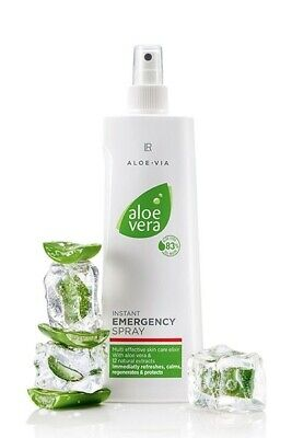 Spray de Emergencia Aloe Vera