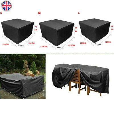 Garden Table Cover Extra Large Rattan Patio Protect Waterproof Outdoor Heavy HB