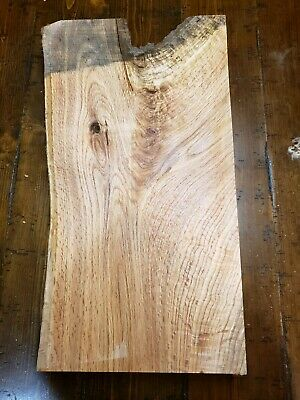 """RED OAK(Crotchy/Figured)Lumber23""""x12""""x2 1/2"""" Carving Craft Knife Scales ROC252"""