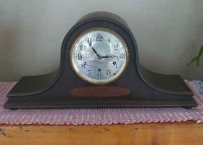 Antique Seth Thomas Humpback Clock for Parts or Restoration, with #124 Movement