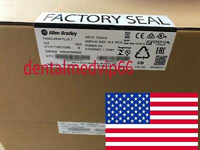 2019/2020 Best Seller ALLEN BRADLEY 2711P-T10C21D8S, USA Stock, Factory Sealed