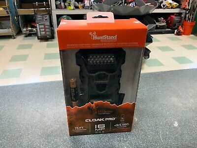 Wildgame Innovations CLOAK PRO 16MP 75FT. Brand New Hunting Trail Camera