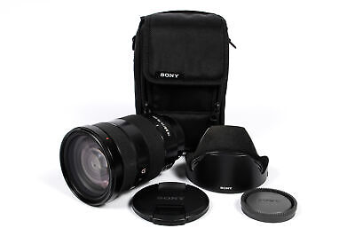 Sony 24-70mm F/2.8 GM FE E Mount Autofocus Lens, Black {82}