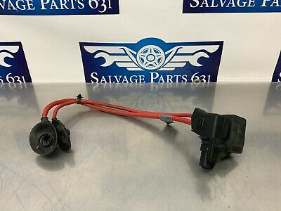 2007 Bmw X3 E83 OEM Firewall to Engine Positive Battery Cable