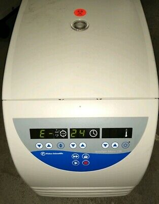 Fisher Scientific accuSpin Micro 17R Refrigerated Centrifuge w/ Rotor