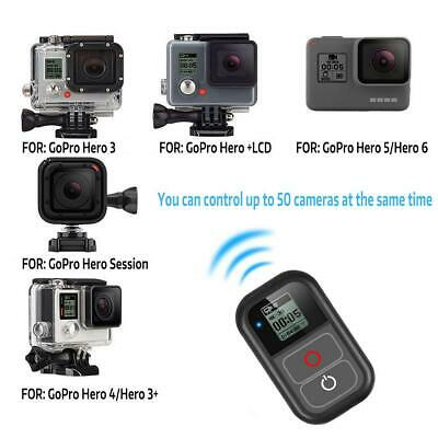 Wireless WIFI Intelligent Remote Controller fr GoPro hero 7/6/5/4/3+/3 Accessory