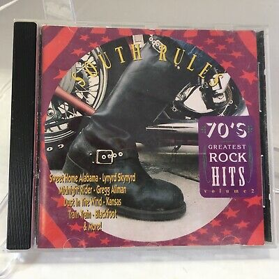 Various Artists South Rules 70's Greatest Rock Hits Volume 2 1970's Classic Rock
