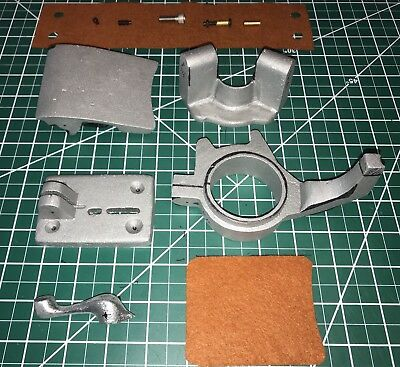 Victor Victrola Electrola Changer Aluminum Unfinished Replacement Kit
