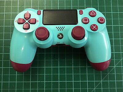 Sony Dualshock 4 Wireless Controller PlayStation 4 Berry Blue CUH-ZCT2U 3003238