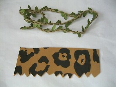 ON THE SHELF PROPS tarzan jungle outfit clothes SWING costume elf ACCESSORIES