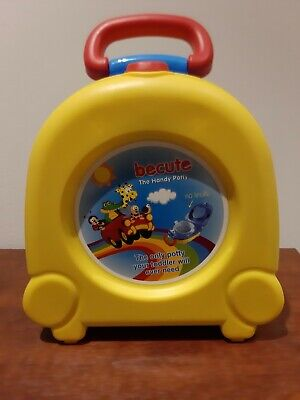 Becute The Handy Potty - Fully Portable - New