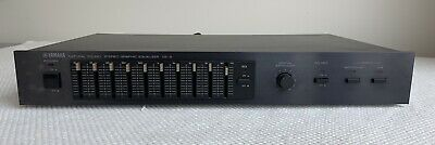 Yamaha Natural Sound Stereo Graphic Equilizer GE-5  Module Tested