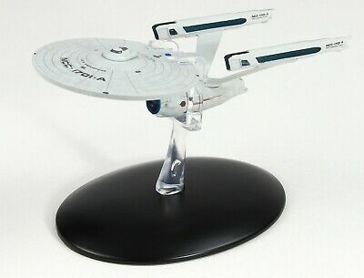 Eaglemoss Star Trek USS Enterprise NCC-1701-A with Magazine EM-ST0072