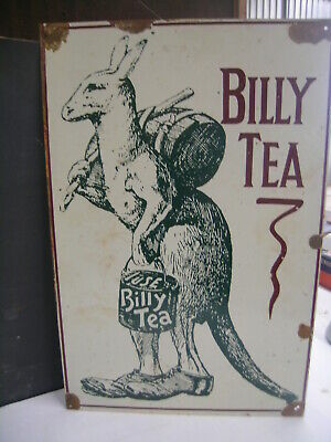 Billy Tea Kangaroo And Swaggy  Aussie As $5 Postage Australia Wide