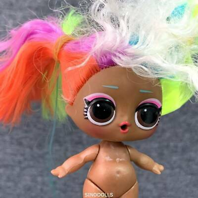 LOL Surprise Doll VALLEY B.B.  #HairGoals Wave 2 Rainbow toy With a random Boby
