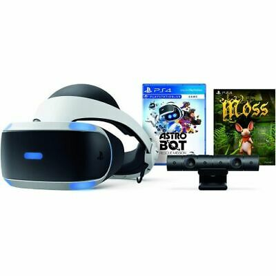 Open Box: PlayStation VR  -  Includes PlayStation VR headset - PlayStation Camer