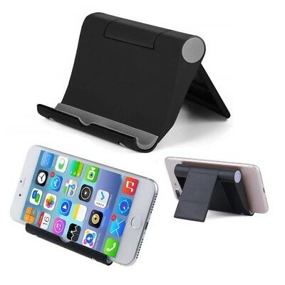 Universal Mobile Phone Stand Flexible Desk Tablet Holder for iPad iPhone Samsung