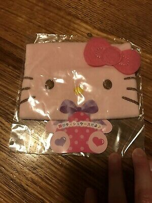Hello Kitty Pocket Tissue Case Brand New Authentic from Japan Free post
