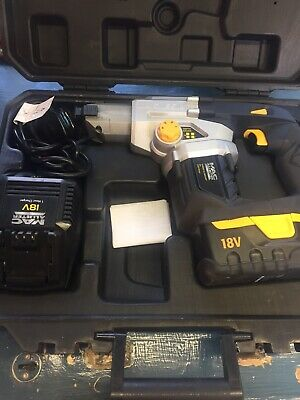 Macallister Nail Gun With Box And Charger