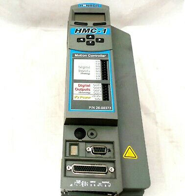 Henrob 26-00372 Servo Drive 0-900Hz + 26-00373 Hmc-1 Display And Controller