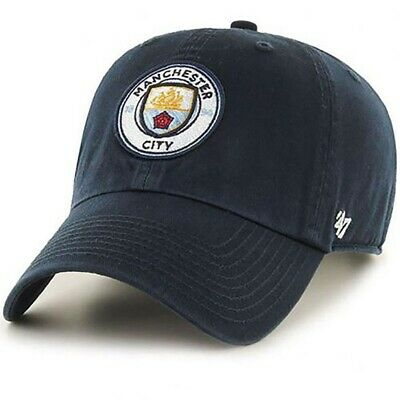 Manchester City F.C - 47 Brand Adult Baseball Cap (CLEAN UP - NV)