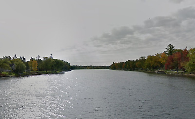 Fishing Spot in Beaverton Michigan! 5 Adjacent Lots for a low Financed Price!