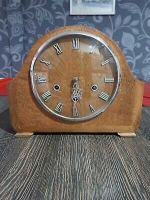 Smiths Westminster Chimes Mantle Clock
