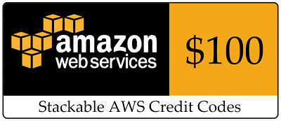 AWS $100 Amazon Web Services VPS Promocode Credit Code Lightsail EC2 2020