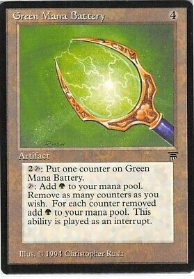 Deadfall Legends NM Green Uncommon MAGIC THE GATHERING MTG CARD ABUGames