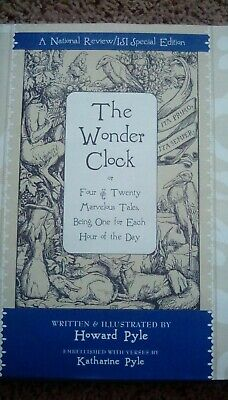 The Wonder Clock by Howard Pyle Hardcover 2006