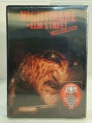 A Nightmare on Elm Street: 8-Film Collection (DVD, 2019)