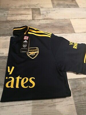 Arsenal Adidas 3rd Shirt 2019-20 Mens Medium BNWT