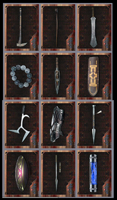 Topps Marvel Collect Card Trader Black Panther Weapon Of Wakanda [Set 12 Cards]