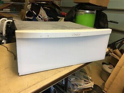 "Commercial Dacor 30"" White Warming Drawer DWO 24/27"