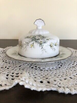 Paragon First Love Covered Butter Dish