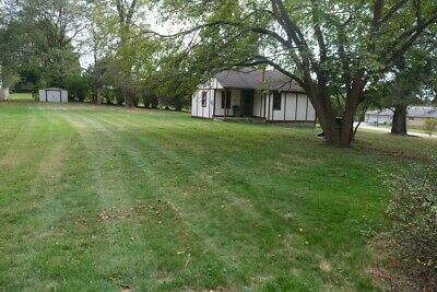1BR Cottage - LOT 3/4 Acre, BURGETTSTOWN, Pensylvania. NR-Absolute Auction!