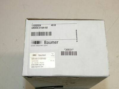New Boxed Baumer GM400.010A102 Rotary Encoder 11032024/101224699