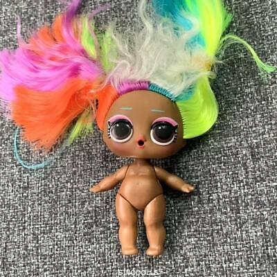 LOL Surprise Doll VALLEY B.B.  #HairGoals Wave 2 without outfit - body as pic