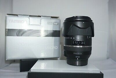 Tamron 16-300mm F/3.5-6.3 Diii Vc Pzd - Used-Boxed-Excellent CONDITION-AMJ022