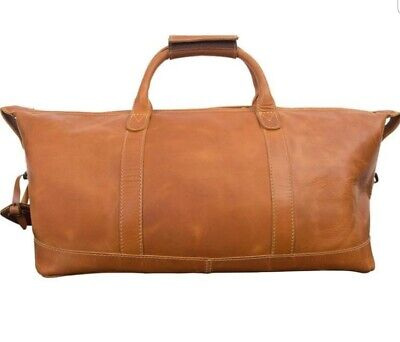 Canyon Outback Leather Boulder  Canyon Duffel Bag